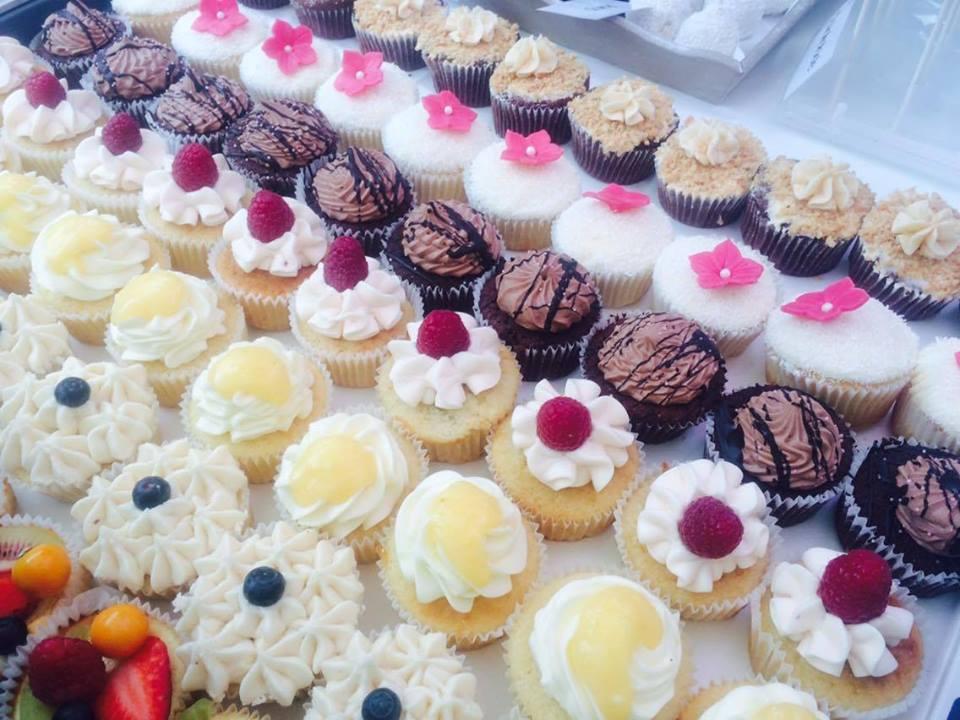 Michelle von Sweet Millis backt für uns ihre köstlichen Cupcakes