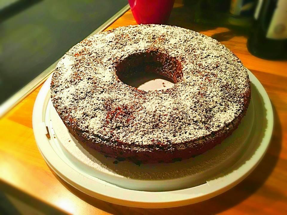 Hausgebackene Kuchen